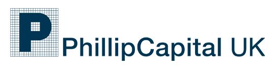 Logo PhillipCapital UK